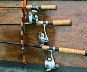 cum echilibram lanseta de pescuit