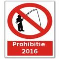 Interzis la stiuca pana la 15 martie – Prohibitie 2016