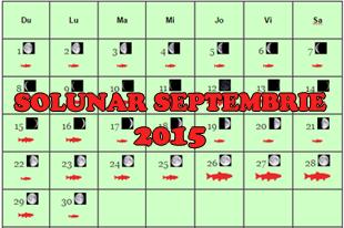 Solunar septembrie 2015