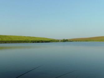 Balta pescuit corata